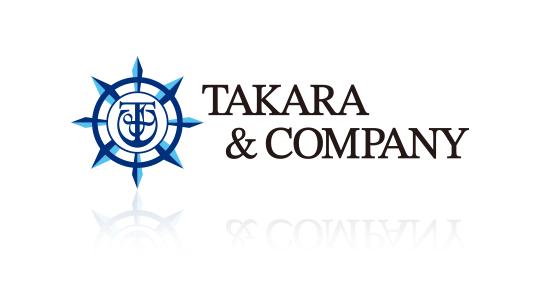TAKARA & COMPANY ロゴマーク